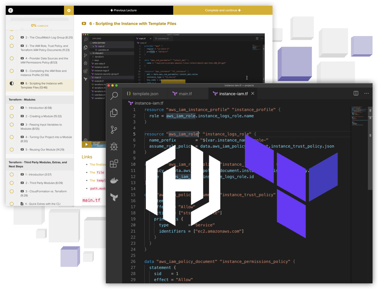 learn HashiCorp's DevOps darling Terraform